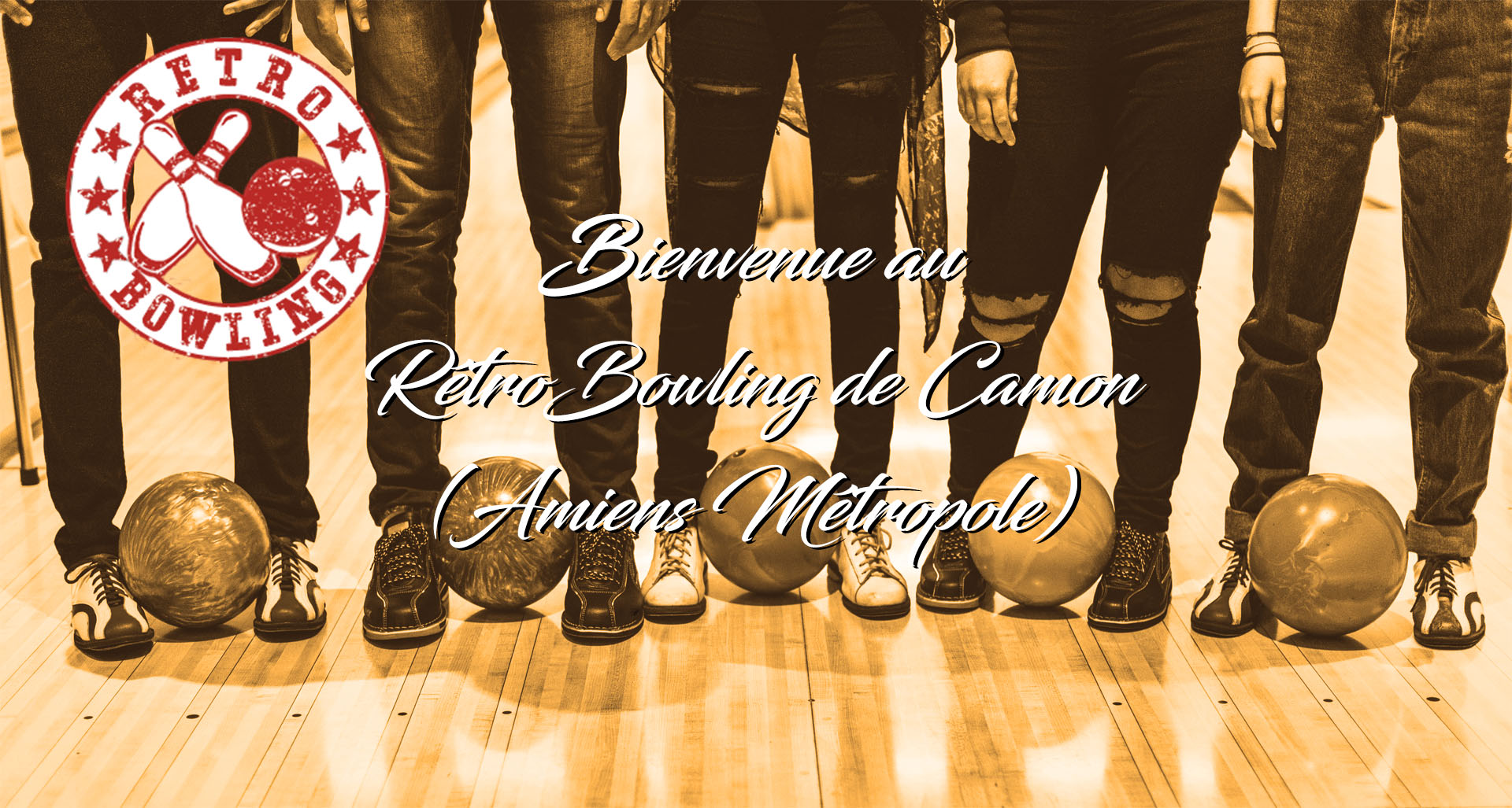 bowling professionnel Camon