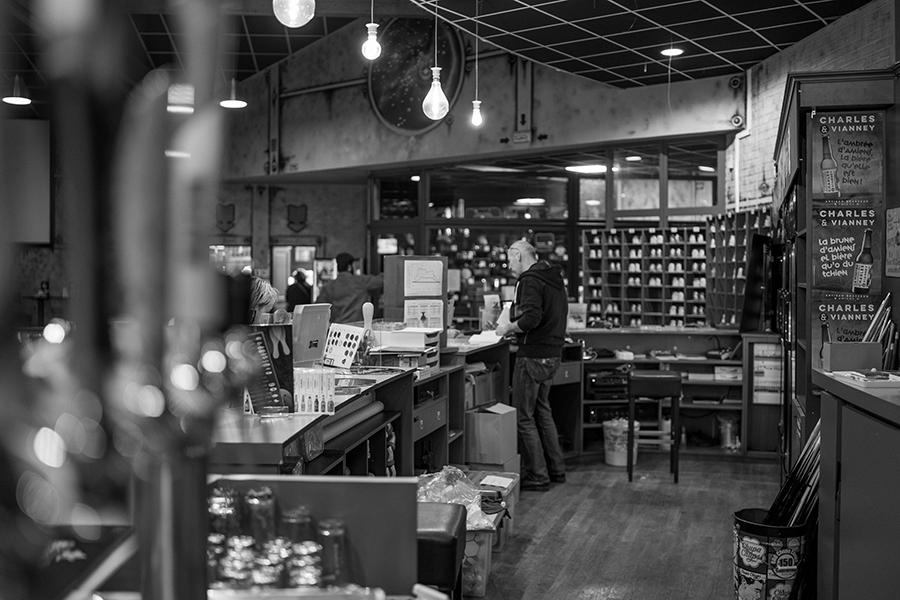 bar et bowling à Amiens