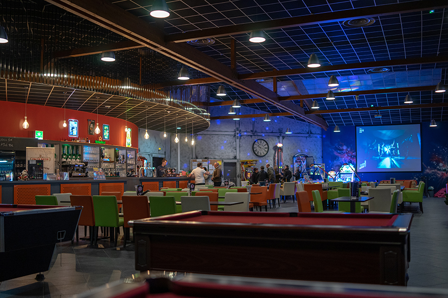 salle de bowling à Amiens